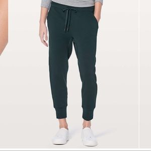 Lululemon Press Pause Jogger II 25.5""